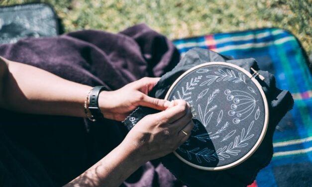 Embroidery, Bisnis Kreatif yang Sekarang Digemari.
